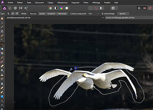 affinity photo cours 3 1